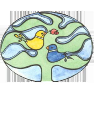 Kindergarten St. Franziskus Logo