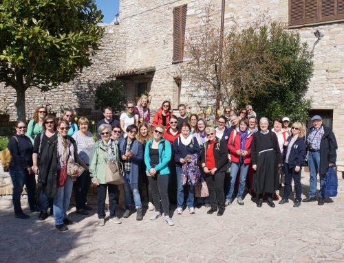 Assisi-Pilgerreise 2019