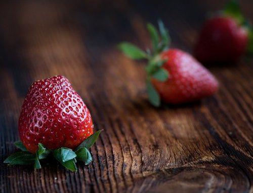 Erdbeere: Morgenimpuls für die Coronazeit 30. März